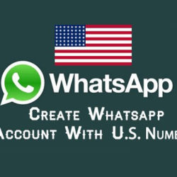 Whatsapp USA Number