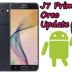 Samsung J7 Prime 32gb Oreo Update Roll Out